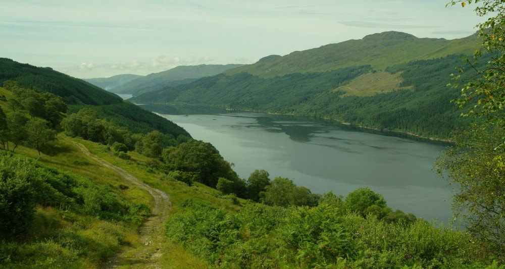 Scottish Highlands Accommodation: Balmillig B & B in Helensburgh is a good base for exploring the The Three Lochs Way.
