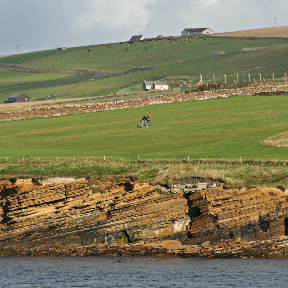 Stromness golf course