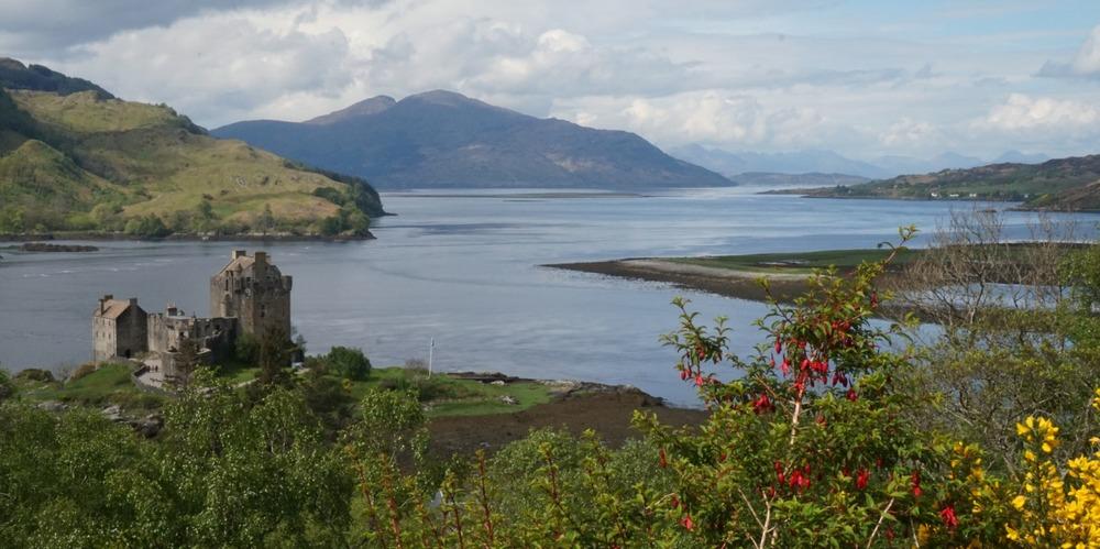 Eilean Donan Castle, Skye and Lochalsh