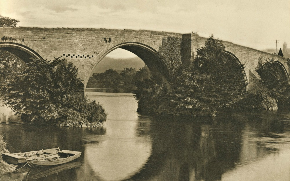 Stirling Old Bridge.