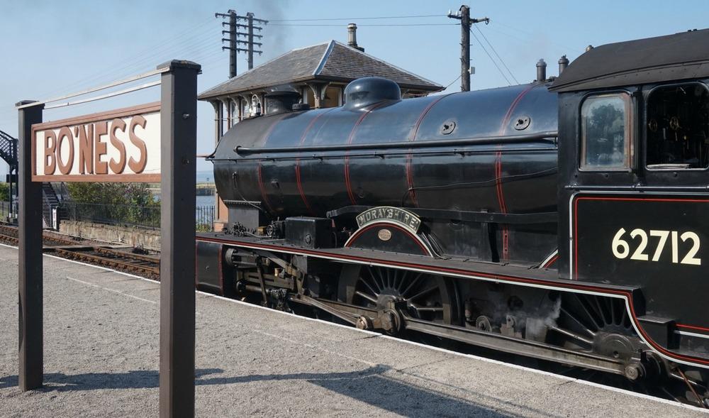 Class D49 4-4-0 Morayshire