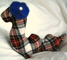 What is tartan? It's a packaging for all kinds of tasteless Scottish tat.