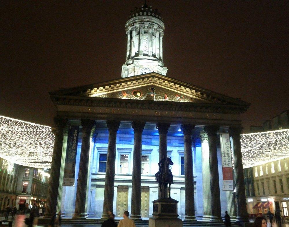 Glasgow's Museum of Modern Art (GOMA)