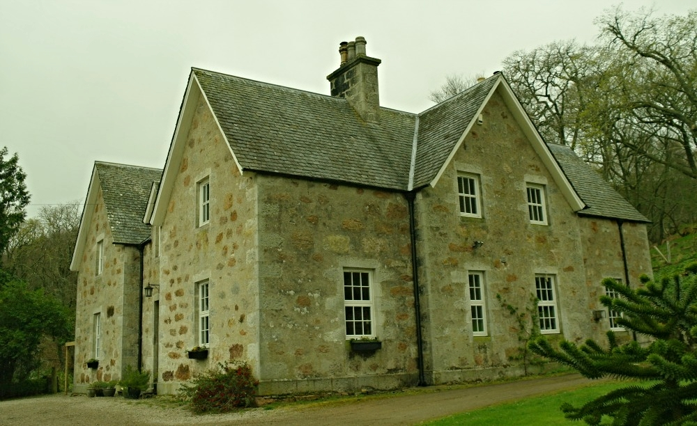 Culgower House, near HElmsdale