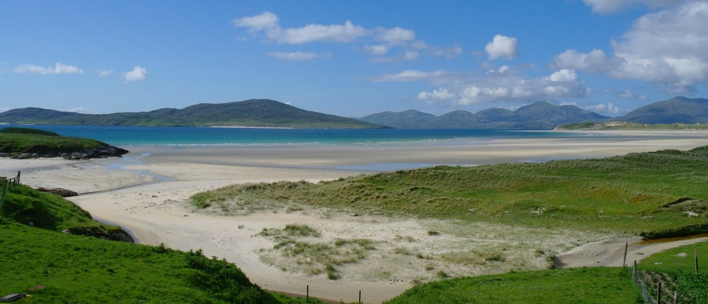 Traigh Sheileboist, sort of round the corner from Traigh Luskentyre, Harris.
