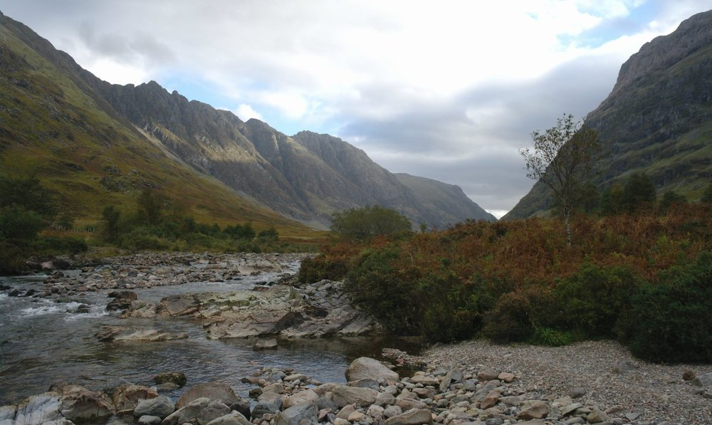 Glen Coe - October