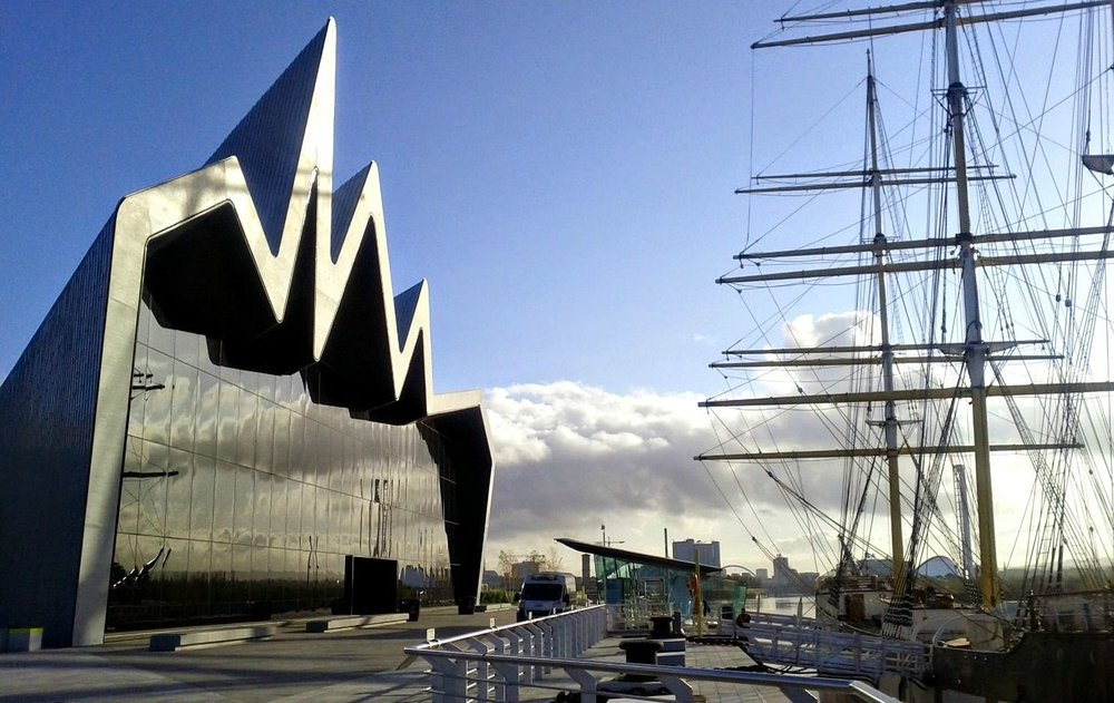Riverside Museum, Glasgow - Scotland's Museum of Transport and Travel