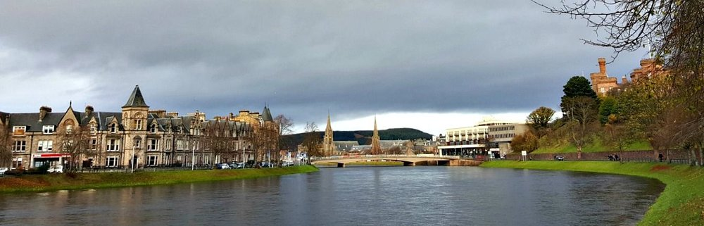 Inverness - the capital of the highlands