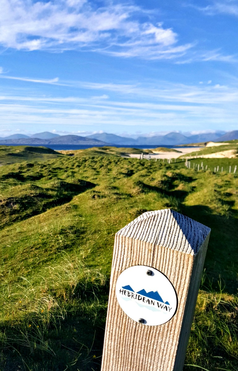 The Hebridean Way - Isle of Harris