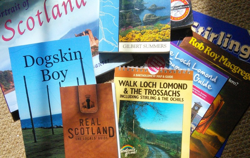 Gilbert Summers has written many books about Scotland and tourism.