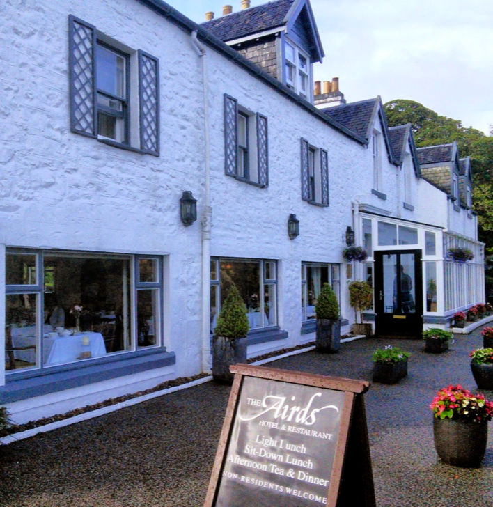 The Airds Hotel , Port Appin, Argyll