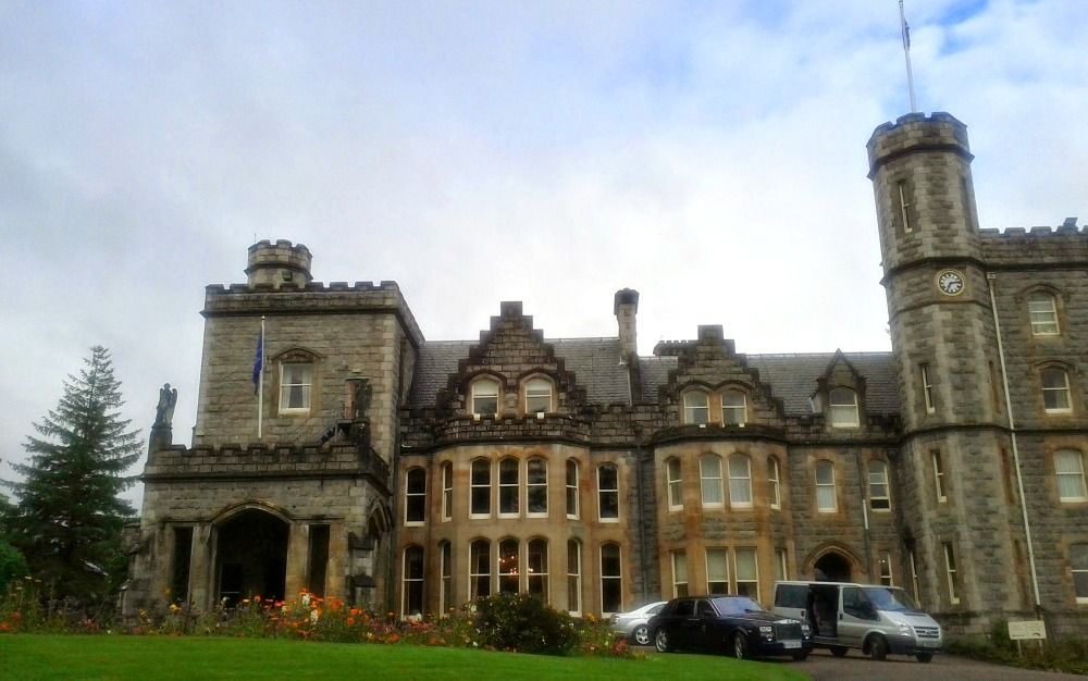 Inverlochy Castle Hotel , near Fort William