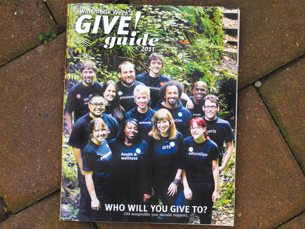 Give!Guide • Magazine