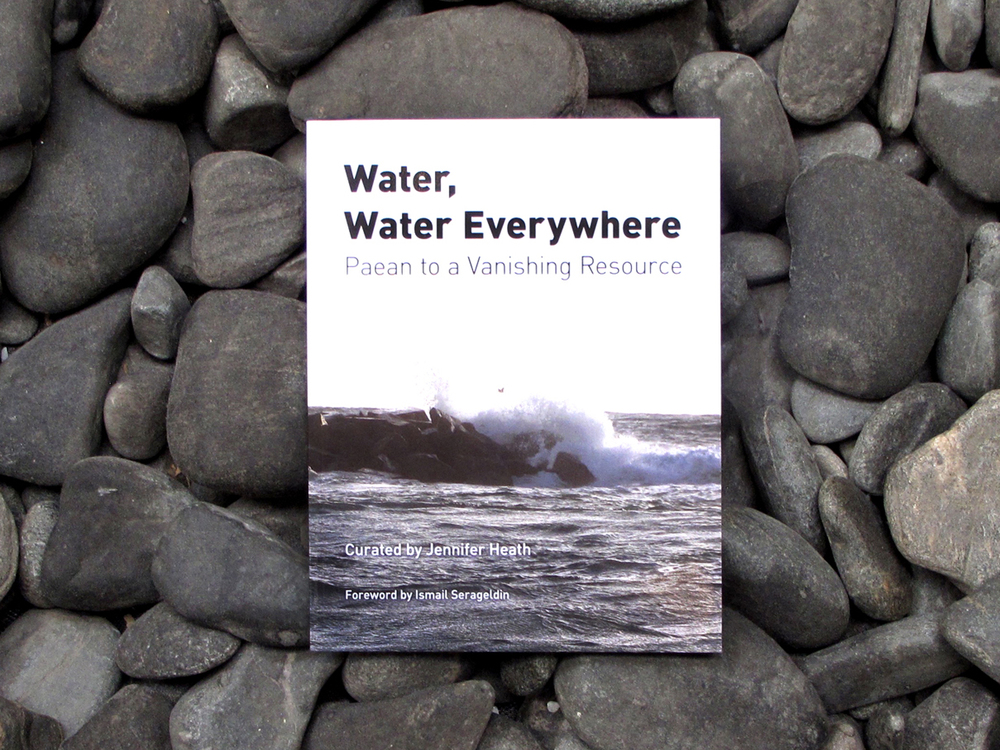 Water, Water Everywhere • Art Book