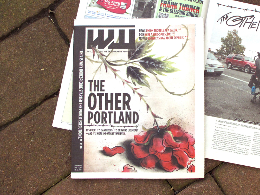 The Other Portland • Newspaper