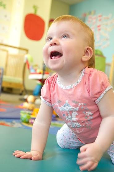 Infant Program:6 Weeks - 15 Months