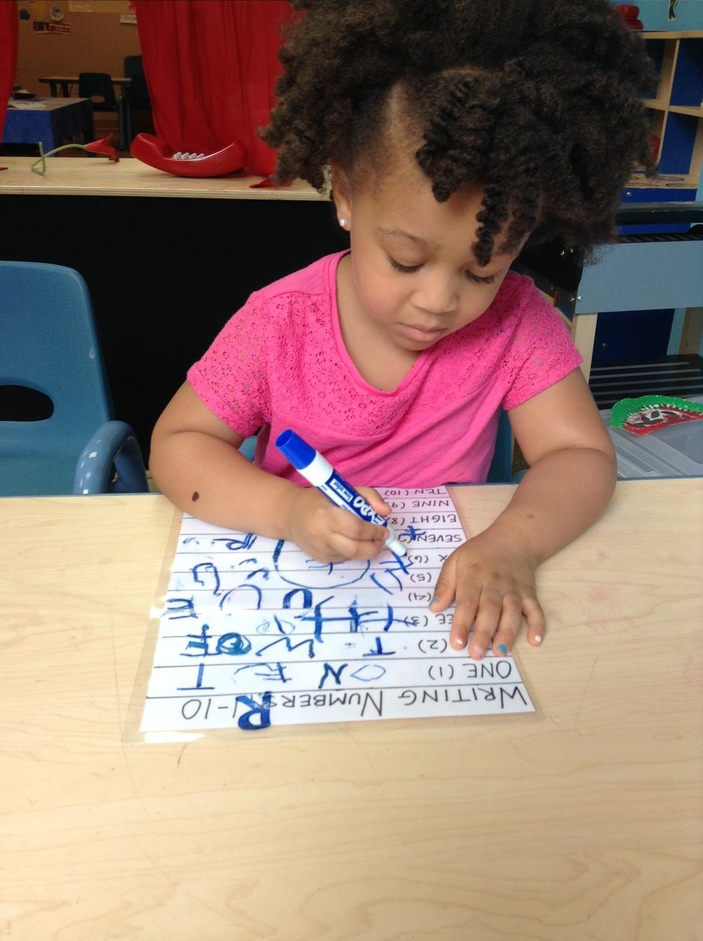 Preschool Program:3 Years - 4 Years