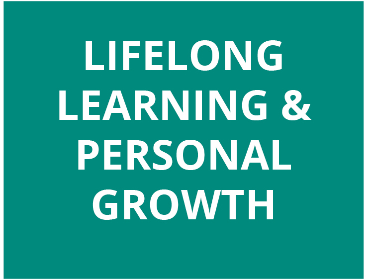 Lifelong Learning & Personal Growth