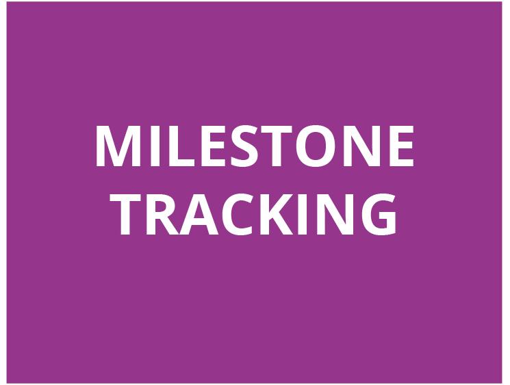 Milestone Tracking
