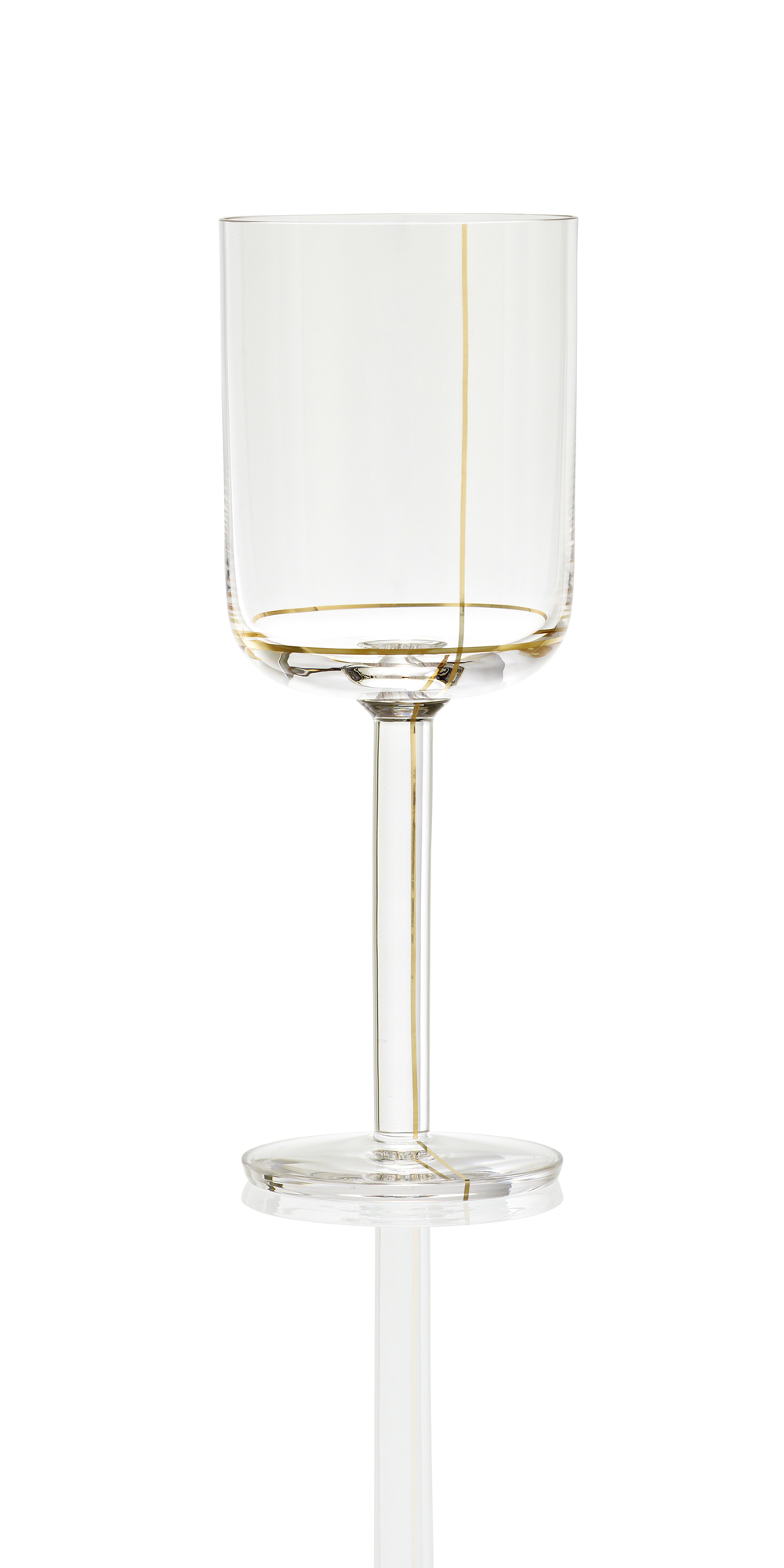 Colour Glass white wine gold lines.jpg