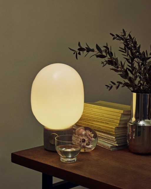 JWDA Concrete lamp from Menu's collection Modernism Reimagined