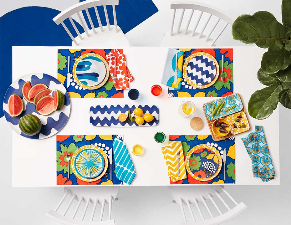 The Marimekko for Target Collection