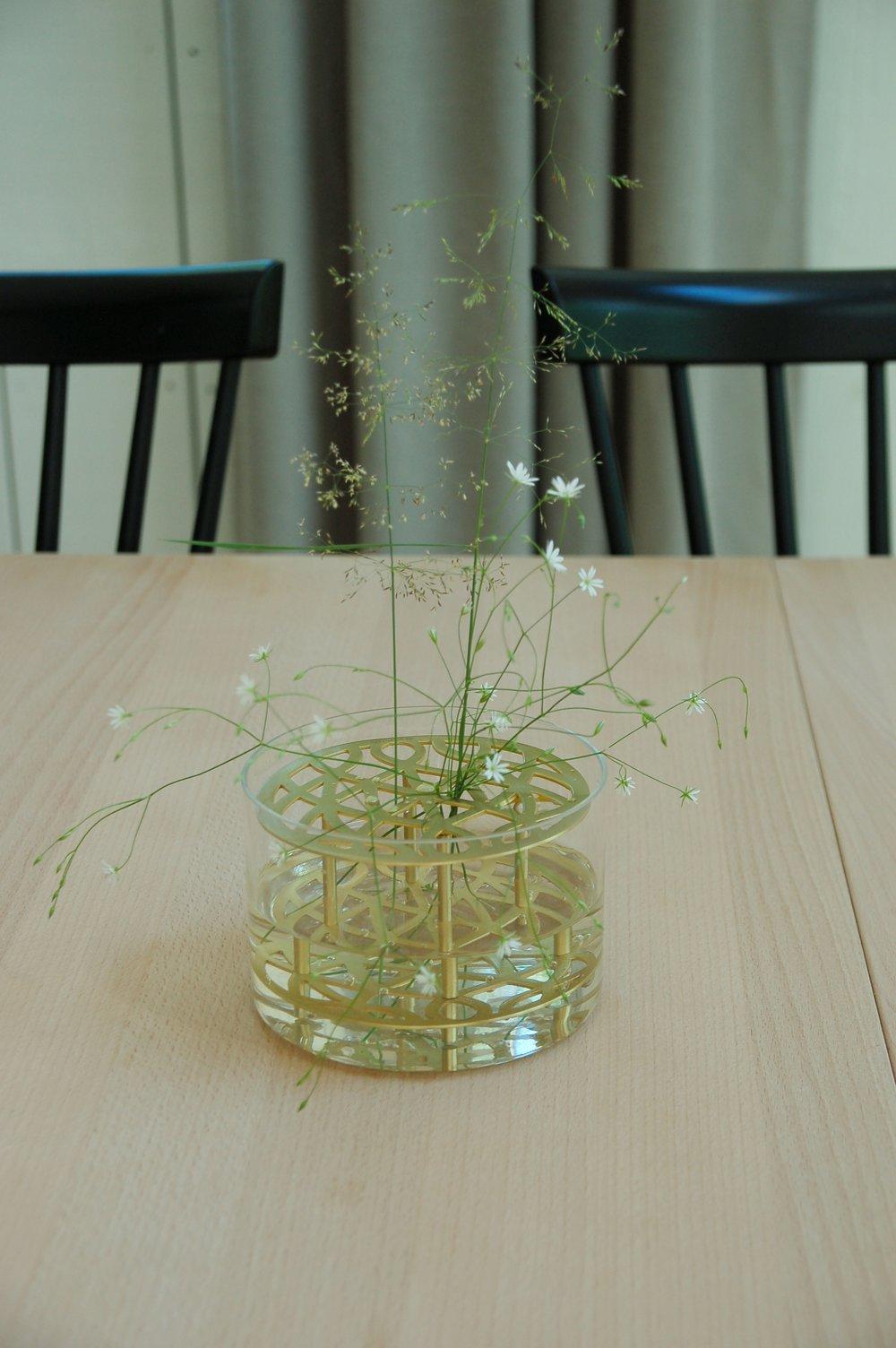 Klong vase.