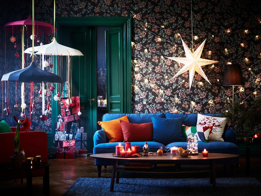 Christmas according to IKEA