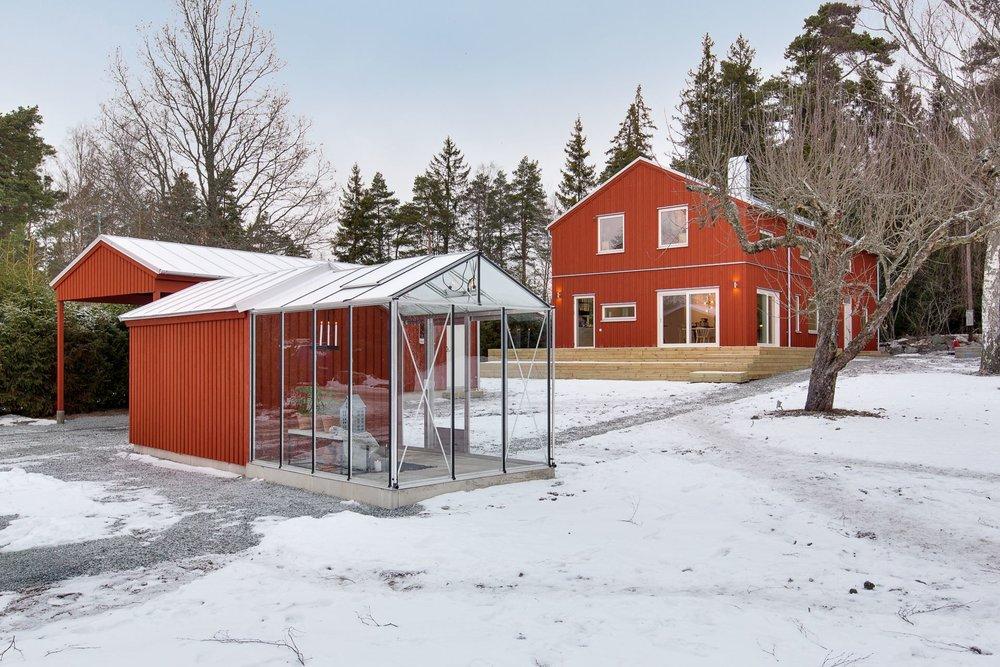 Modern Scandinavian home.