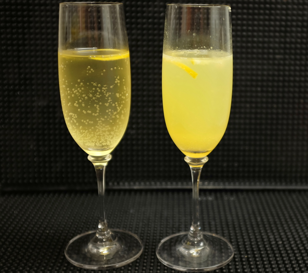 The Sparkling Mimosa