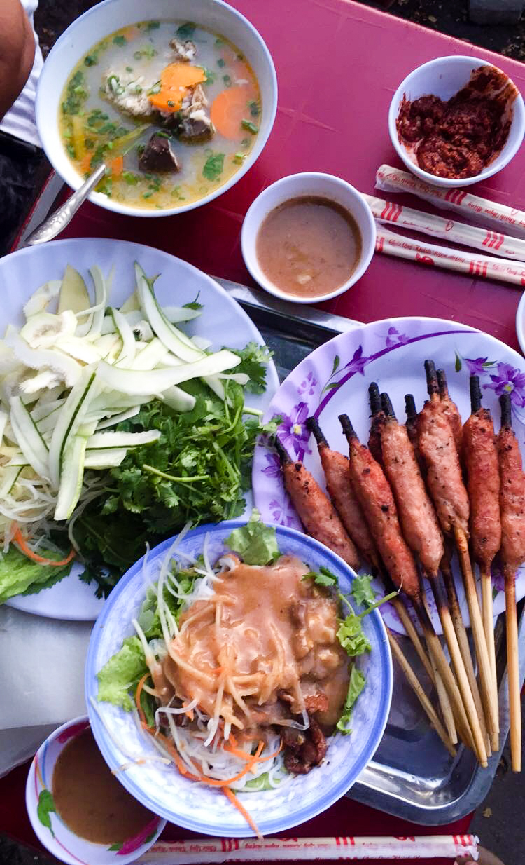 Falling in love with Vietnam, one bite at a time.