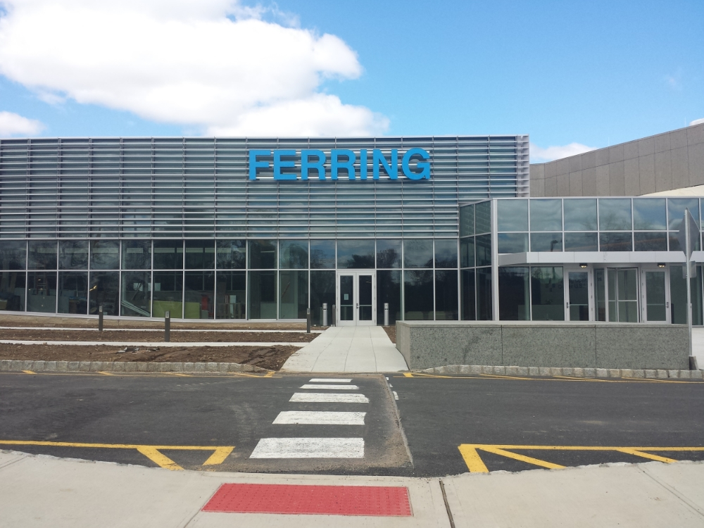 Ferring Pharmaceuticals  Parsippany, NJ   ©2016 PMDI Signs