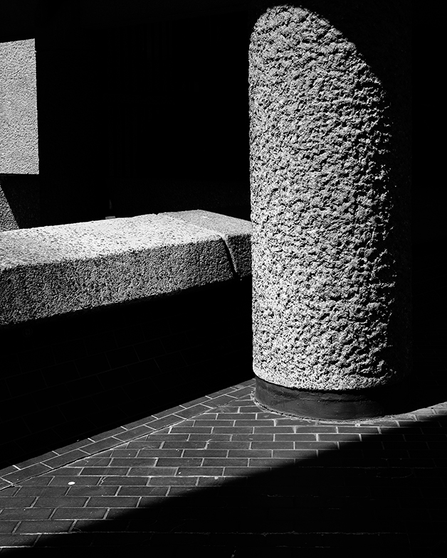 Barbican, London 2014
