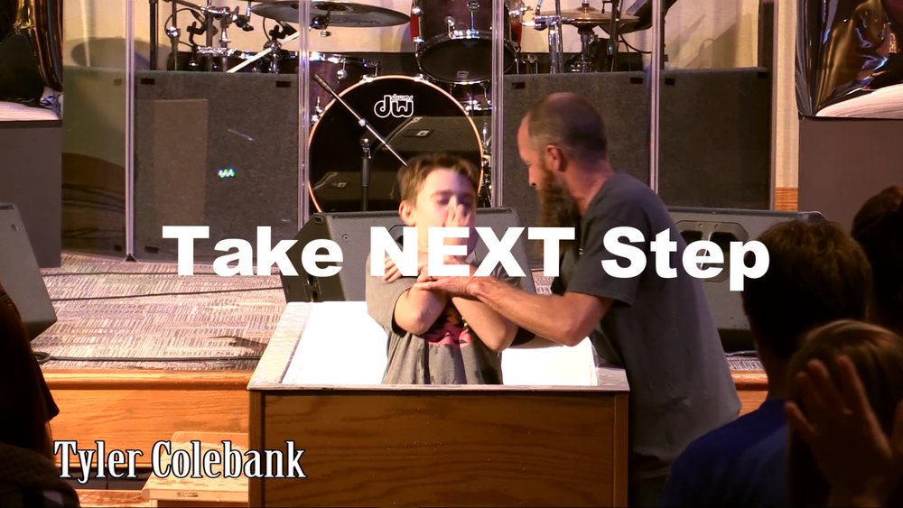 TAKE NEXT STEP