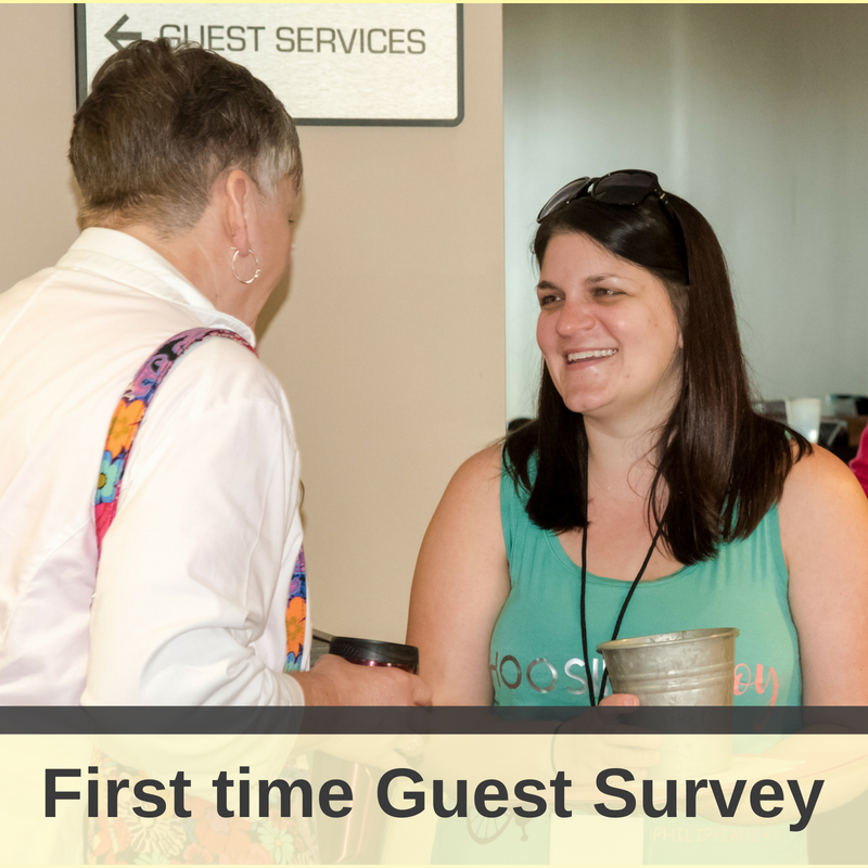 First-Time Guest Survey Card Image