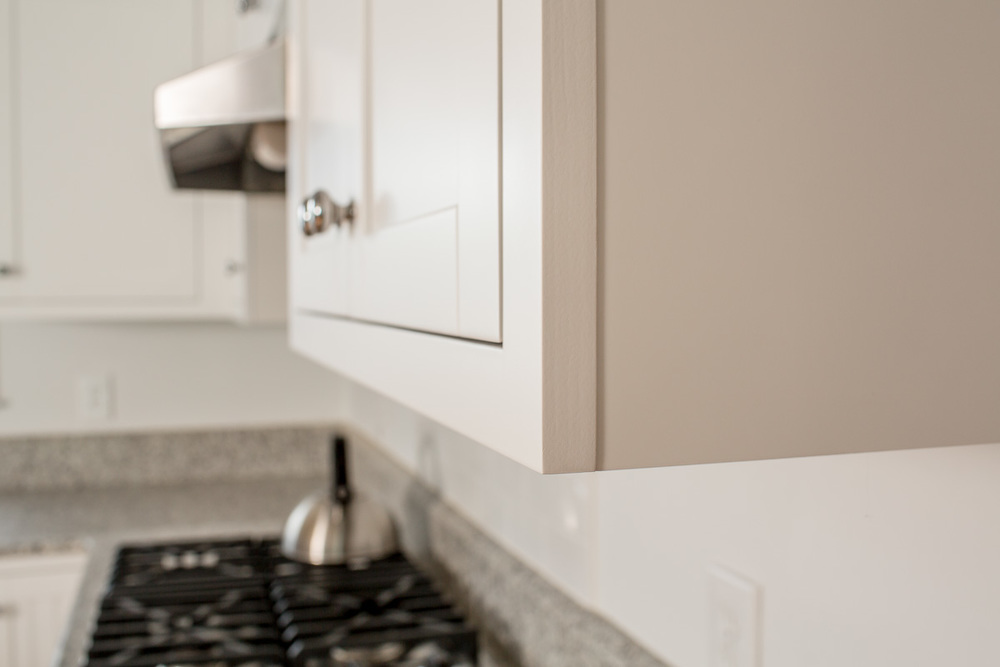 White Inset Kitchen Cabinet Front