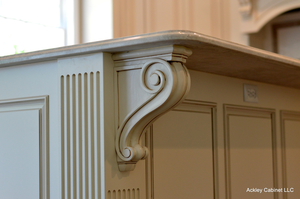 Custom Cabinet Corbel Counter Top Supports