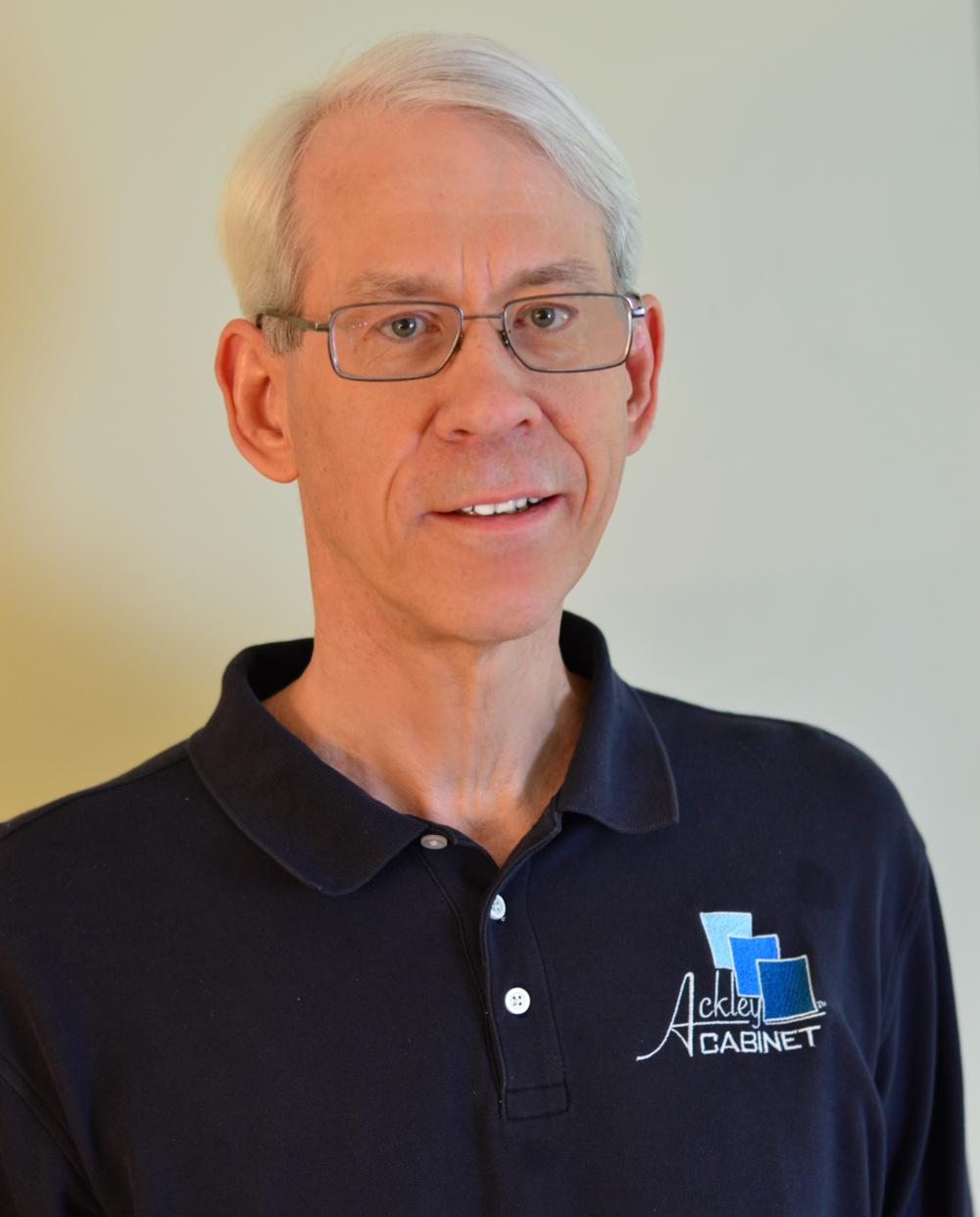 Greg Ackley - Ackley Cabinet LLC