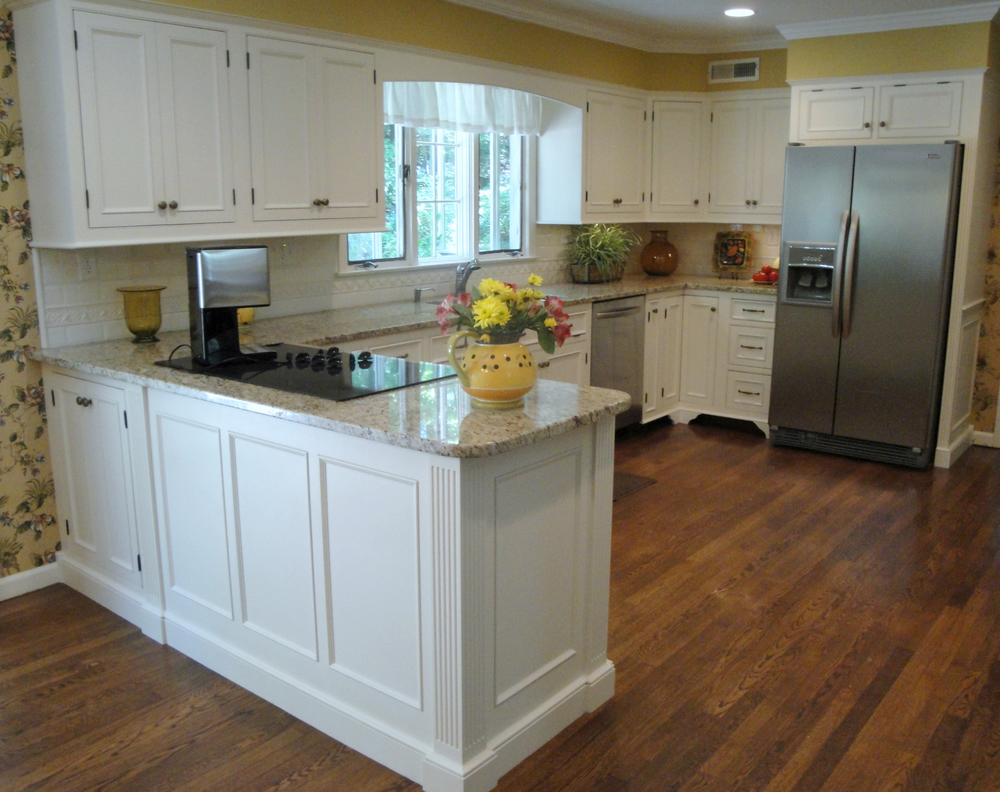 Kitchen cabinets ridgefield nj - Ridgefield Ct Kitchen Cabinet Project