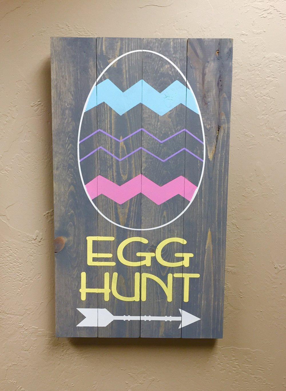 Egg Hunt (EASY)
