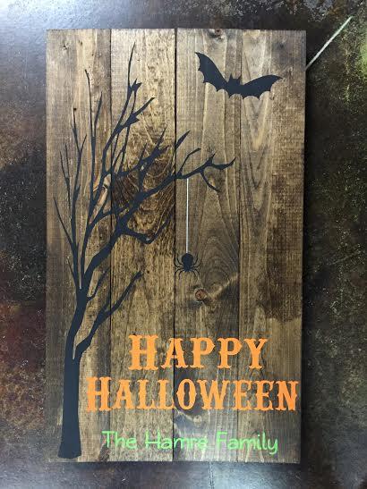Happy Halloween (MODERATE)