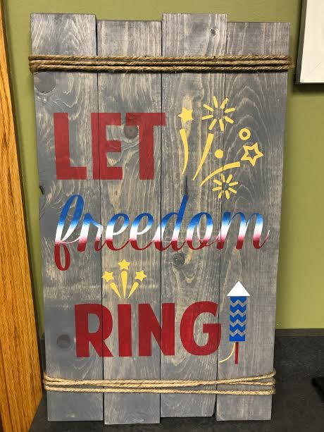 Let Freedom Ring (MODERATE)