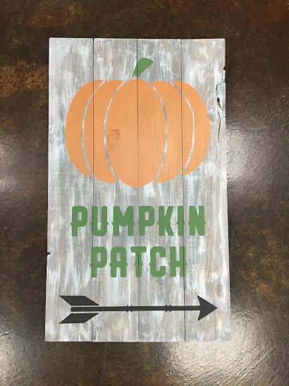 Pumpkin Patch (EASY)