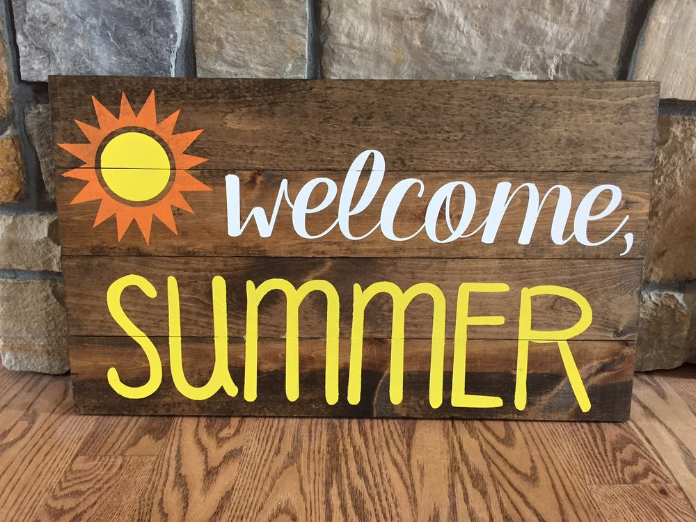 welcome SUMMER (EASY)