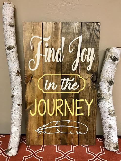 Find Joy (MODERATE)