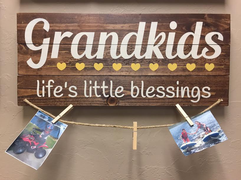 Grandkids (EASY)