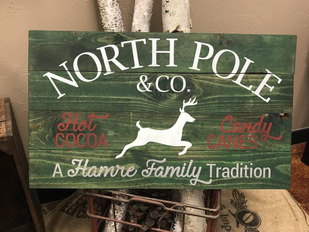 NORTH POLE & Co. (MODERATE)