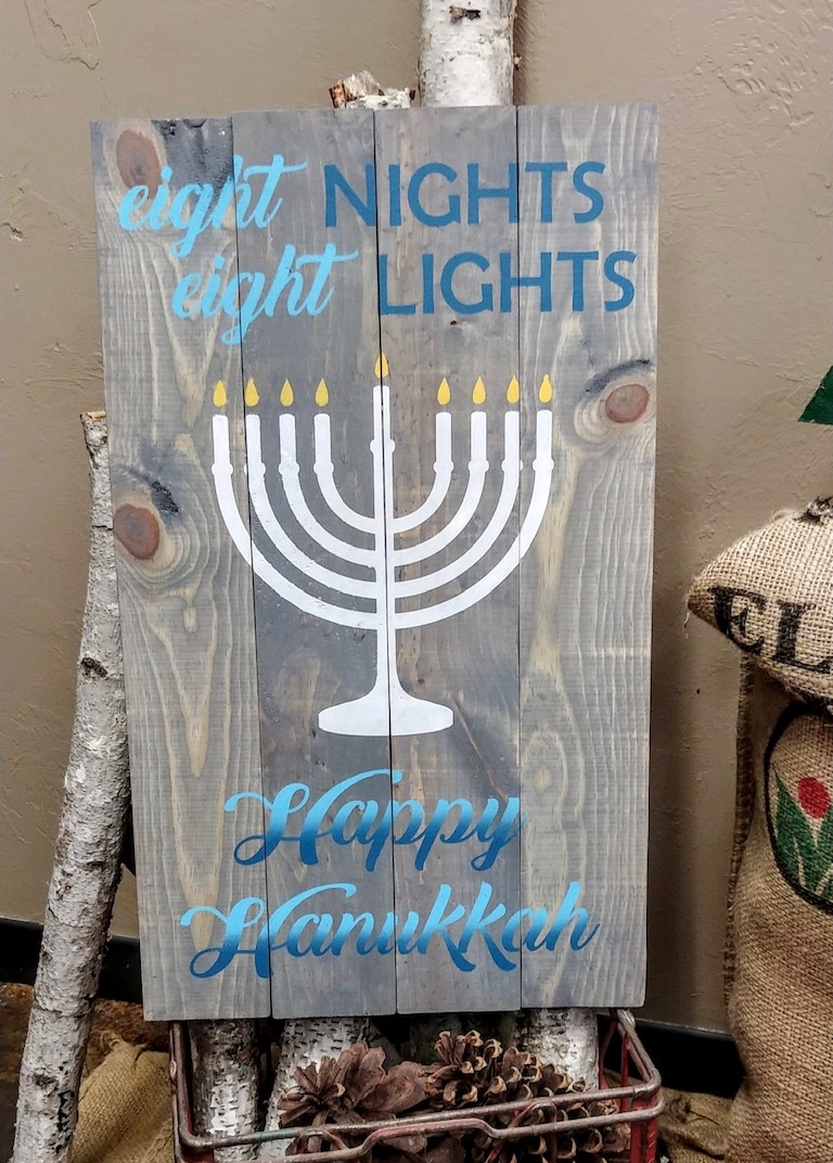 Happy Hanukkah (MODERATE)
