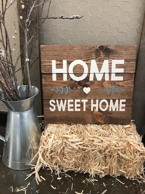 home sweet home (EASY)
