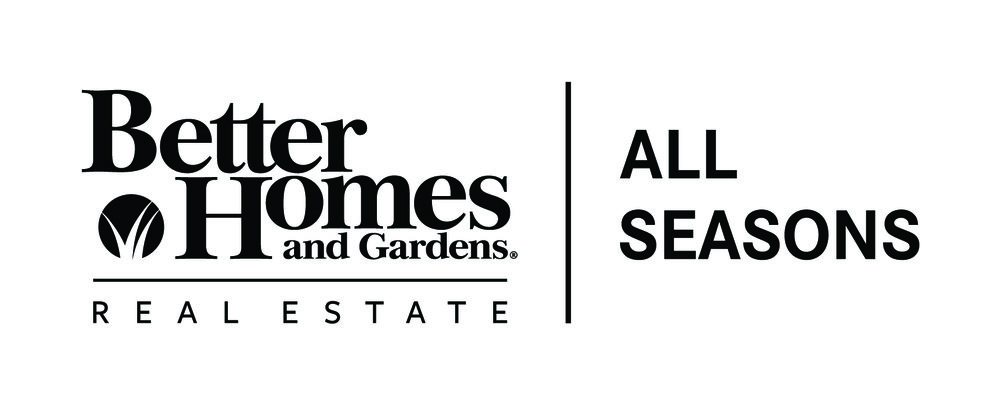 Better Homes and Gardens Real Estate All Seasons logo